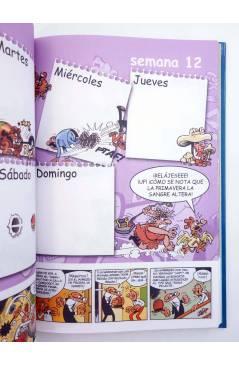 Muestra 3 de MORTADELO Y FILEMÓN. AGENDA SECRETA (Fco. Ibáñez) B 2002