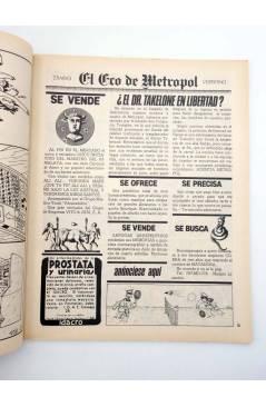 Muestra 3 de METROPOL 3. PAPELES URBANOS FALACES Y CRIMINALES (Vvaa) Metropol 1983
