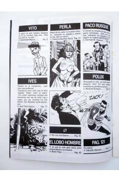 Muestra 2 de METROPOL 5. COMIC NEGRO (Vvaa) Metropol 1984