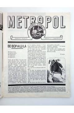 Muestra 1 de METROPOL 6. ESPECIAL ROCK & ROLL (Vvaa) Metropol 1984