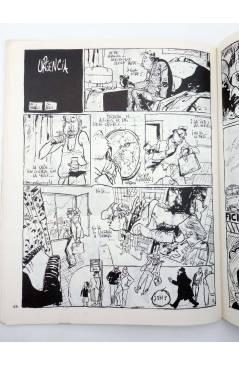 Muestra 5 de METROPOL 9. PAPELES URBANOS FALACES Y CRIMINALES (Vvaa) Metropol 1984