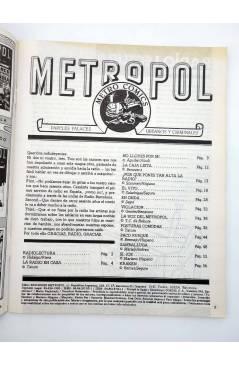 Muestra 1 de METROPOL 10. ESPECIAL RADIO (Vvaa) Metropol 1984