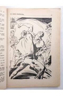 Muestra 3 de BIBLIOTECA X. NOVELAS DE VAQUEROS 29. MINA SINIESTRA (Arizona) Cies 1945
