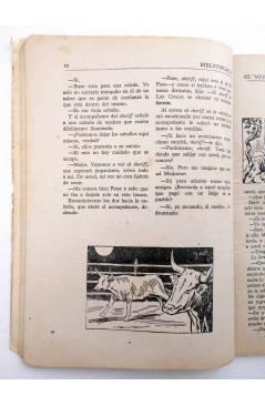 Muestra 3 de BIBLIOTECA X. NOVELAS DE VAQUEROS 33. EL MEJICANO (Arizona) Cies 1945