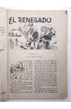Muestra 3 de BIBLIOTECA X. NOVELAS DE VAQUEROS 39. EL RENEGADO (E. Mediante) Cies 1946