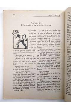 Muestra 4 de BIBLIOTECA X. NOVELAS DE VAQUEROS 39. EL RENEGADO (E. Mediante) Cies 1946