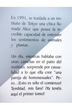 Muestra 1 de PLEASE SAVE MY EARTH. REINCARNATIONS 1 (Saki Hiwatari) Mangaline 2004