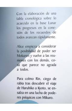 Muestra 1 de PLEASE SAVE MY EARTH. REINCARNATIONS 8 (Saki Hiwatari) Mangaline 2004