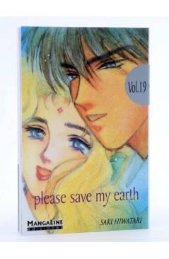 Cubierta de PLEASE SAVE MY EARTH. REINCARNATIONS 19 (Saki Hiwatari) Mangaline 2004