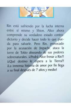Muestra 1 de PLEASE SAVE MY EARTH. REINCARNATIONS 21 (Saki Hiwatari) Mangaline 2004