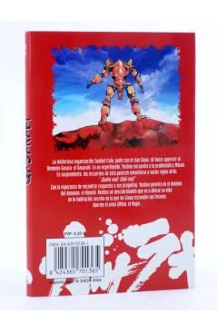 Contracubierta de GASARAKI 2 (Meimu) Selecta Visión 2004