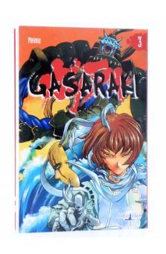 Cubierta de GASARAKI 3 (Meimu) Selecta Visión 2004