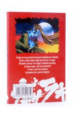 Contracubierta de GASARAKI 3 (Meimu) Selecta Visión 2004