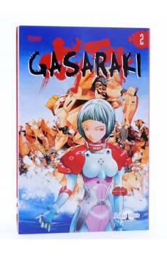 Muestra 1 de GASARAKI 2 3 4. FALTA Nº 1 PARA COMPLETAR (Saki Hiwatari) Mangaline 2004