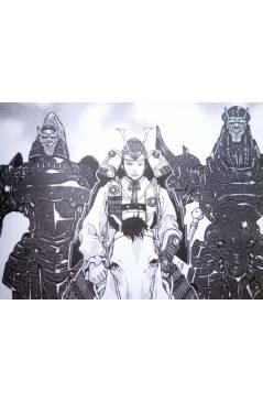 Muestra 6 de GASARAKI 2 3 4. FALTA Nº 1 PARA COMPLETAR (Saki Hiwatari) Mangaline 2004