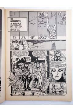 Muestra 3 de SIR DIABLO 1. EL FANTASMA DE GERÓNIMO (Vvaa) Ediprint 1983. COMICS PARA ADULTOS