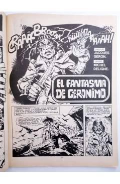 Muestra 4 de SIR DIABLO 1. EL FANTASMA DE GERÓNIMO (Vvaa) Ediprint 1983. COMICS PARA ADULTOS