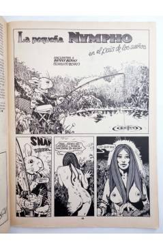 Muestra 5 de SIR DIABLO 1. EL FANTASMA DE GERÓNIMO (Vvaa) Ediprint 1983. COMICS PARA ADULTOS