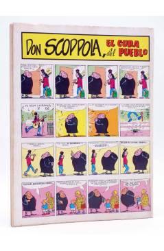 Contracubierta de SIR DIABLO 2. LA ESCLAVA (Vvaa) Ediprint 1983. COMICS PARA ADULTOS