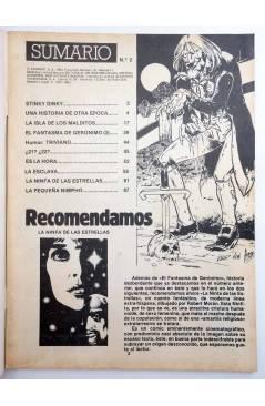 Muestra 1 de SIR DIABLO 2. LA ESCLAVA (Vvaa) Ediprint 1983. COMICS PARA ADULTOS