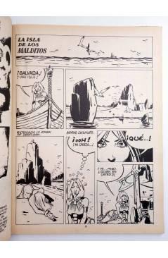 Muestra 3 de SIR DIABLO 2. LA ESCLAVA (Vvaa) Ediprint 1983. COMICS PARA ADULTOS