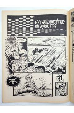 Muestra 2 de SIR DIABLO 4. EL FINAL DE GERÓNIMO (Vvaa) Ediprint 1983. COMICS PARA ADULTOS