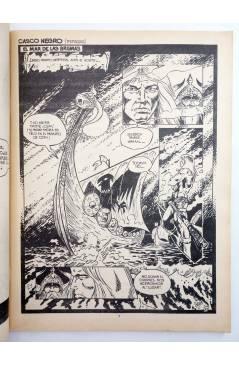 Muestra 3 de SIR DIABLO 4. EL FINAL DE GERÓNIMO (Vvaa) Ediprint 1983. COMICS PARA ADULTOS