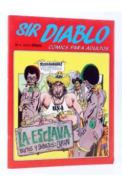 Muestra 2 de SIR DIABLO 1 A 4. COMPLETA (Vvaa) Ediprint 1983