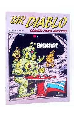 Muestra 3 de SIR DIABLO 1 A 4. COMPLETA (Vvaa) Ediprint 1983