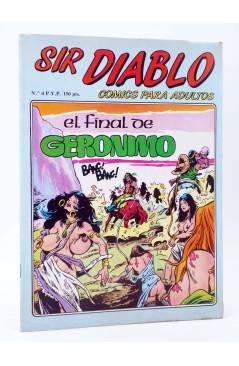Muestra 4 de SIR DIABLO 1 A 4. COMPLETA (Vvaa) Ediprint 1983