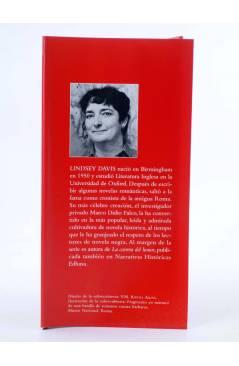 Muestra 1 de DIDIO FALCO VIII. UNA CONJURA EN HISPANIA (Lindsey Davis) Edhasa 1999
