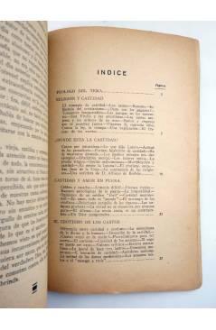 Muestra 1 de TEMAS SEXUALES. BIBLIOTECA DE DIVULGACIÓN SEXUAL 12. LA CASTIDAD (A. Martín De Lucenay) Fénix 1933