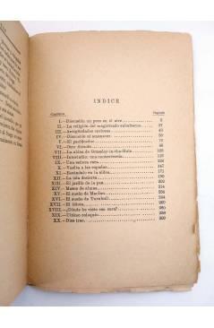 Muestra 1 de LA ESFERA Y LA CRUZ (G.K. Chesterton) Biblioteca Nueva 1930