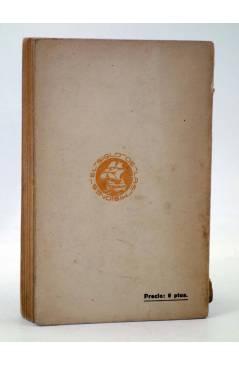 Contracubierta de NARRACIONES DE TIERRAS LEJANAS. LA ASTUCIA DE BAHADÚ (C. Testore) El Siglo de las Misiones 1943