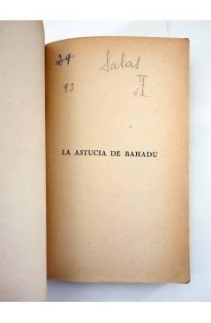 Muestra 1 de NARRACIONES DE TIERRAS LEJANAS. LA ASTUCIA DE BAHADÚ (C. Testore) El Siglo de las Misiones 1943