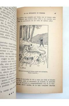 Muestra 3 de NARRACIONES DE TIERRAS LEJANAS. LA ASTUCIA DE BAHADÚ (C. Testore) El Siglo de las Misiones 1943
