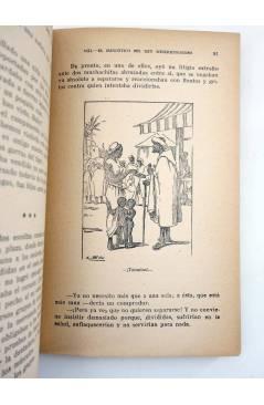 Muestra 4 de NARRACIONES DE TIERRAS LEJANAS. LA ASTUCIA DE BAHADÚ (C. Testore) El Siglo de las Misiones 1943