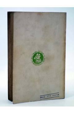 Contracubierta de NARRACIONES DE TIERRAS LEJANAS. EL MALEFICIO DE TAURI (C. Testore) El Siglo de las Misiones 1942