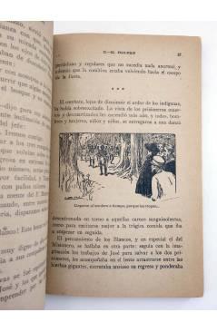 Muestra 5 de NARRACIONES DE TIERRAS LEJANAS. EL MALEFICIO DE TAURI (C. Testore) El Siglo de las Misiones 1942