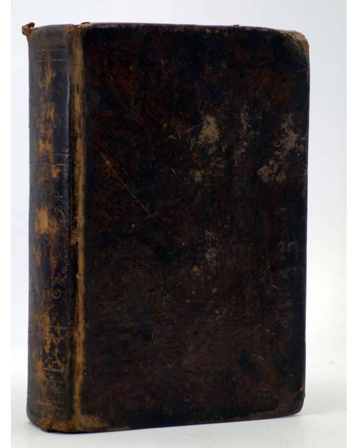 Cubierta de LOS HUÉRFANOS DE LA ALDEA TOMO III (Ducray Duminil) Espasa Hermanos 1866