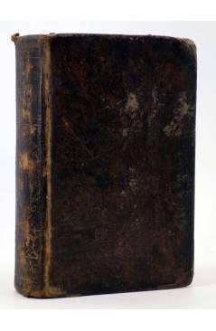 Contracubierta de LOS HUÉRFANOS DE LA ALDEA TOMO III (Ducray Duminil) Espasa Hermanos 1866