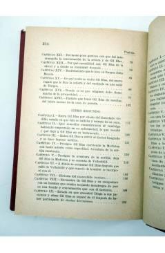 Muestra 2 de COLECCIÓN UNIVERSAL 204 205 206. HISTORIA DE GIL BLAS DE SANTILLANA. COMPLETA EN 3 TOMOS (Le Sage) Calpe 19