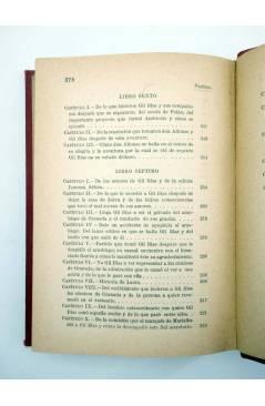 Muestra 5 de COLECCIÓN UNIVERSAL 204 205 206. HISTORIA DE GIL BLAS DE SANTILLANA. COMPLETA EN 3 TOMOS (Le Sage) Calpe 19