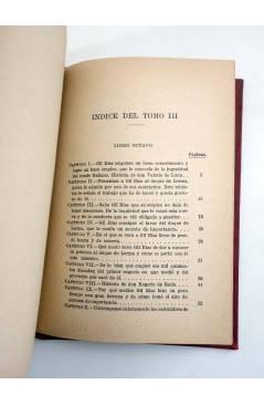 Muestra 7 de COLECCIÓN UNIVERSAL 204 205 206. HISTORIA DE GIL BLAS DE SANTILLANA. COMPLETA EN 3 TOMOS (Le Sage) Calpe 19