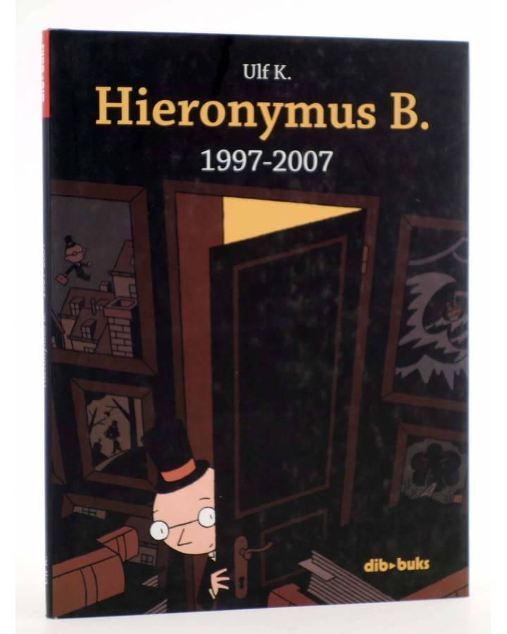 Cubierta de HIERONYMUS B. 1997 - 2007 (Ulf K.) Dibbuks 2007