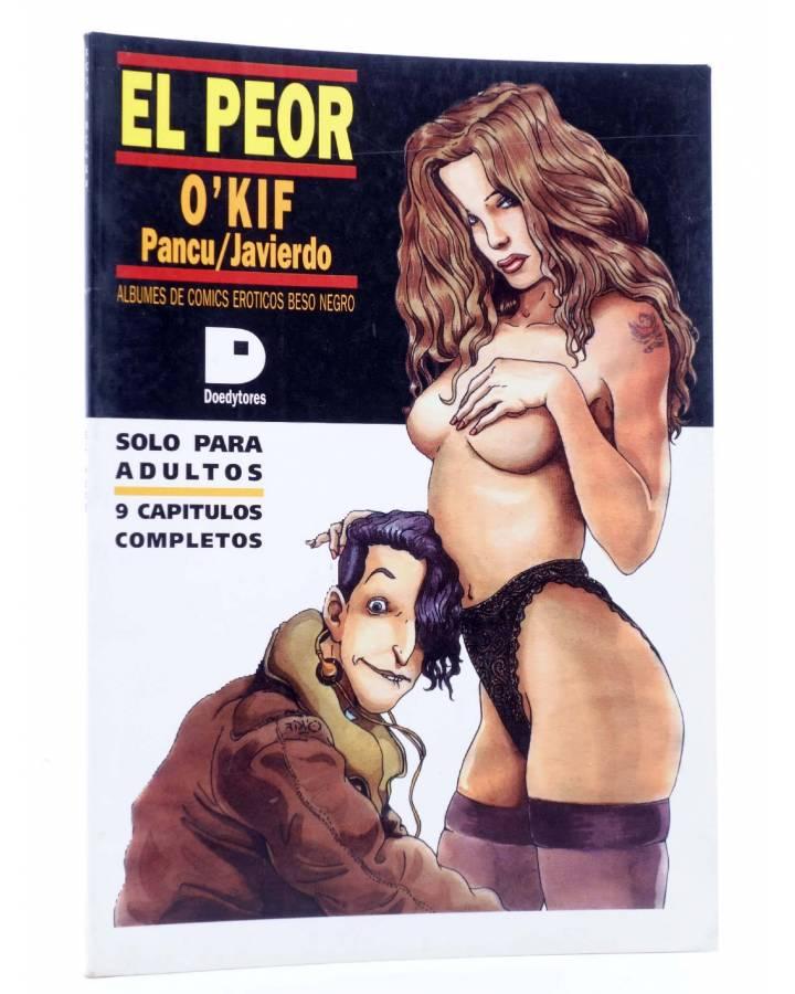 Cubierta de EL PEOR (O'Kif / Pancu / Javierdo) Doedytores 1994