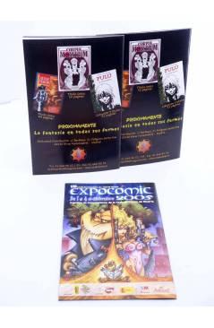 Contracubierta de MATRIS / MATRIS REQUETEMIX / MATRIS CHIMPÚN. COMPLETA (Enrique Vegas) Dude 2005