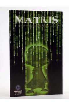 Muestra 1 de MATRIS / MATRIS REQUETEMIX / MATRIS CHIMPÚN. COMPLETA (Enrique Vegas) Dude 2005