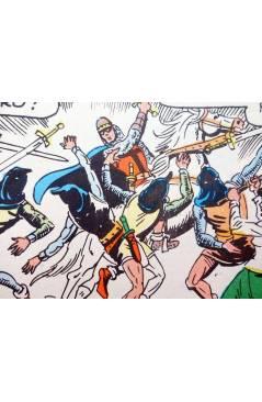 Muestra 3 de EL GUERRERO DEL ANTIFAZ SERIE INÉDITA 22. EL VENDEDOR DE ESCLAVAS (M. Gago) Valenciana 1984