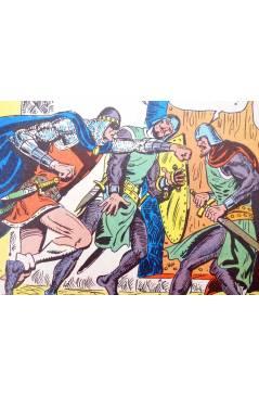 Muestra 3 de EL GUERRERO DEL ANTIFAZ SERIE INÉDITA 24. PESCADORES ACOSADOS (M. Gago) Valenciana 1984